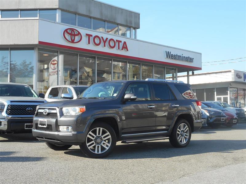 2010 Toyota 4Runner Limited #P6667TA