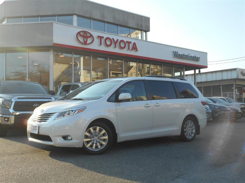 2015 Toyota Sienna Limited AWD #P6695T