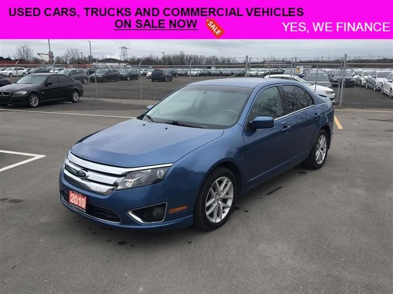 2010 Ford Fusion SEL 4 Cylinder Gas Saver!! #018008