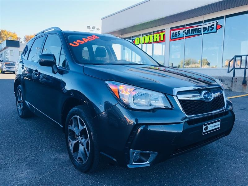 Subaru Forester 2016 2.0XT Limited Package w/Technology Pkg Option #15646A