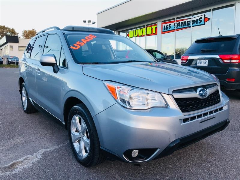 Subaru Forester 2015 2.5i Touring Package #15679A