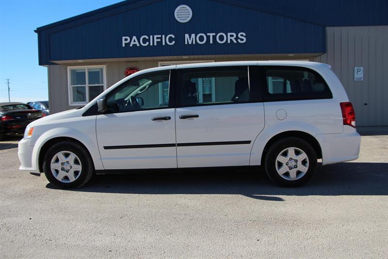 2013 Dodge Grand Caravan SE #P8922