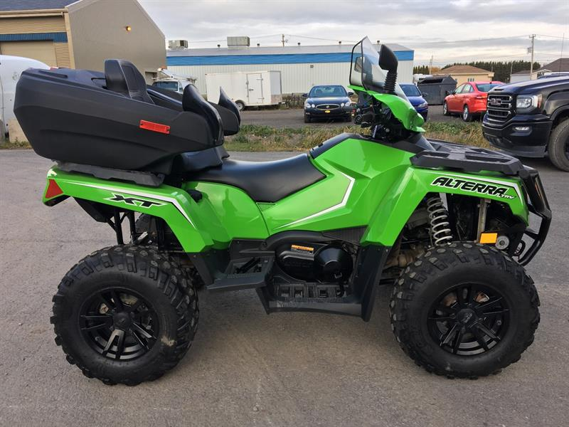 Arctic Cat Alterra TRV 700 2017 XT PS #32599RDL