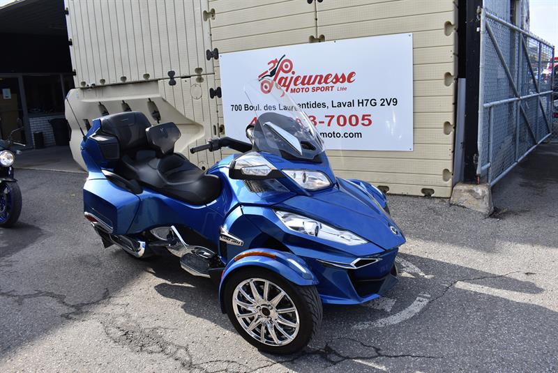 3 Roues CAN-AM SPYDER 2018 RT LIMITED SE6 #17066-1
