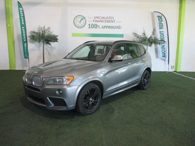 BMW X3 2014 AWD 4dr xDrive28i #2463-10