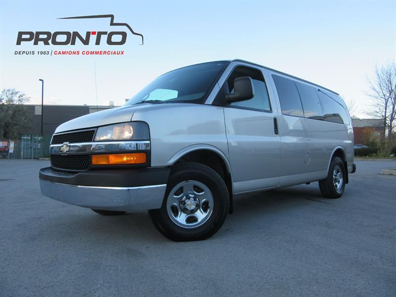 Chevrolet Express Passenger 2008 1500 ** 8 PASSAGERS ** #3758