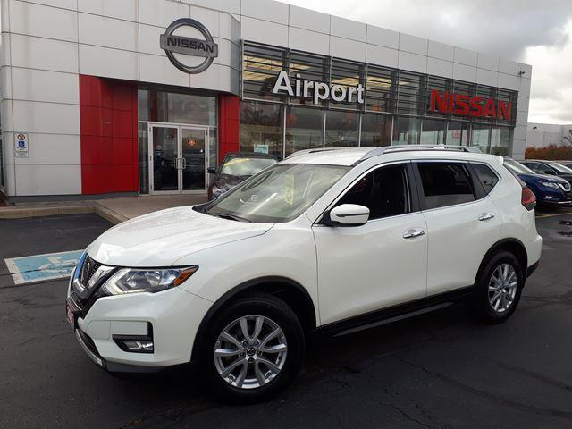 2017 Nissan Rogue SV FWD  ALLOY WHEELS, BACK UP #P1758