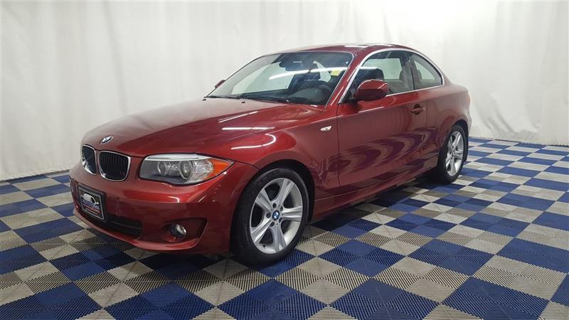 2012 BMW 1 Series 128I HTD SEATS/SUNROOF/LEATHER #LUX11BX78404A