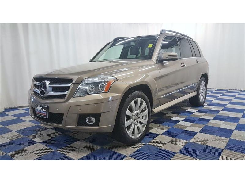 2010 Mercedes-Benz GLK-Class GLK350 4MATIC AWD/ACCIDENT FREE/SUNROOF/LEATHER #LUX10MG30127
