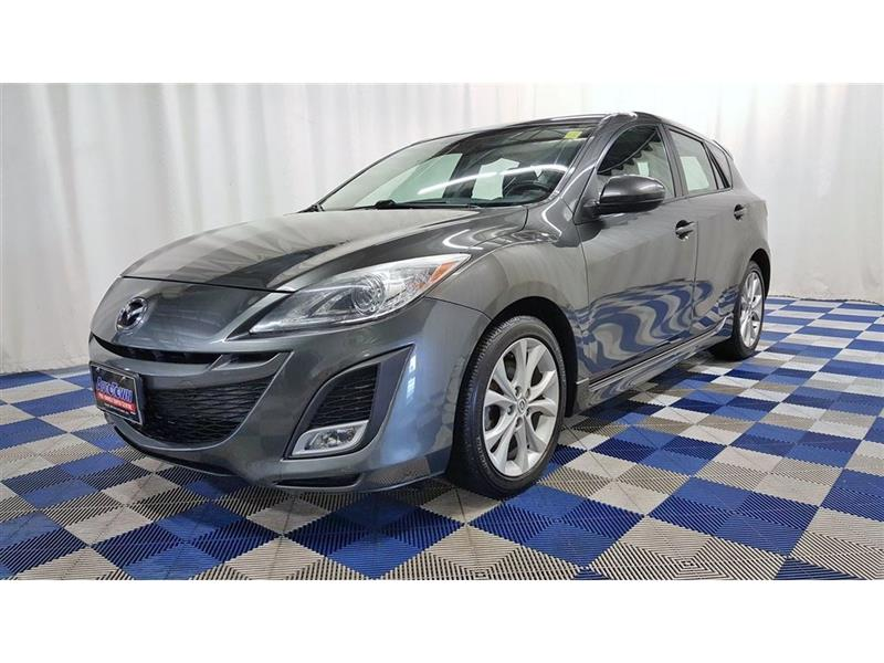 2011 Mazda 3 Mazda3 Sport GT/ONE OWNER/SUNROOF/LEATHER #11M353429