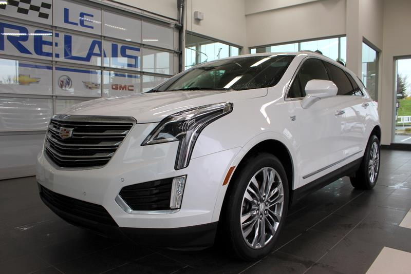 Cadillac XT5 2017 AWD - Premium - navigation #82133a