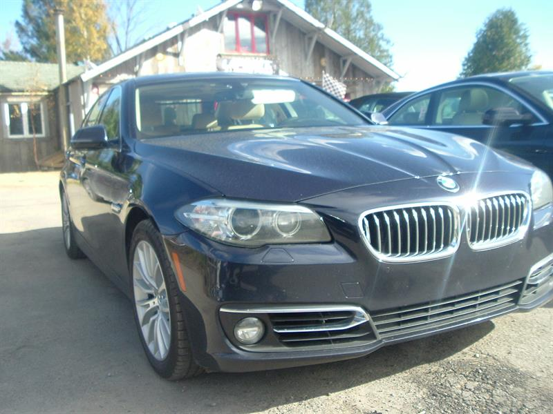 BMW 528i Xdrive 2014 4 porte intégrale  #7637