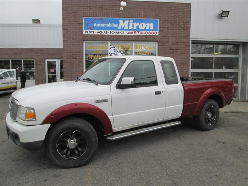 Ford Ranger 2008 4WD SuperCab 126 #1010118
