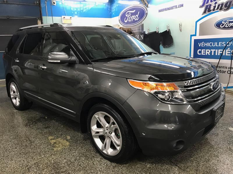 Ford Explorer 2015 4WD 4dr Limited #31598A