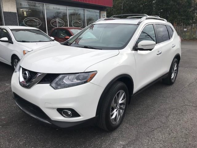 Nissan Rogue 2014 SL AWD ***GARANTIE 1 AN GRATUITE*** #017-4321-TH