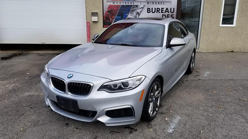 BMW M235i 2014  M235i PREMIUM NAVI CUIR TOIT #6289