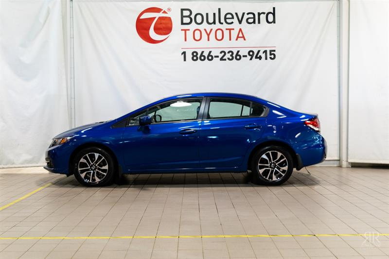 Honda Civic Sedan 2015 * EX GR.ELECTRIQUE * #84077B