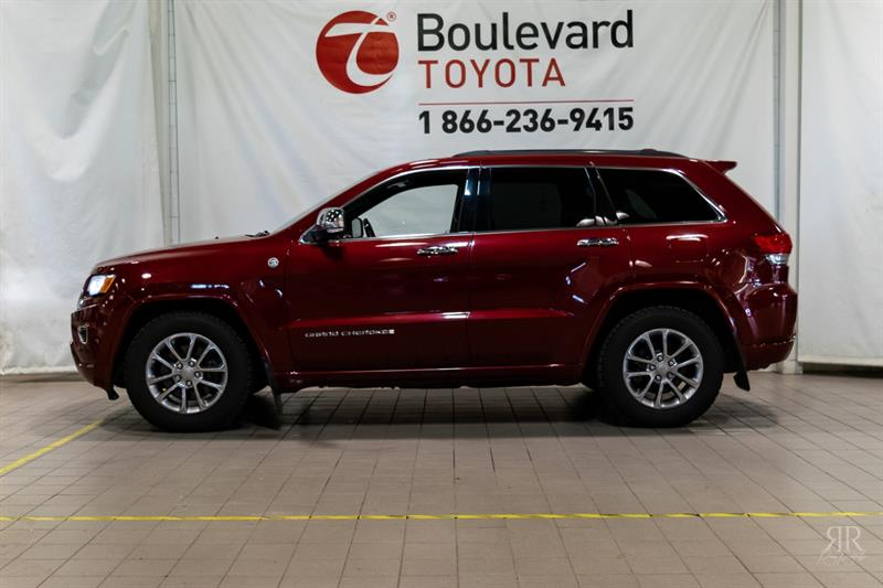 2015 Jeep Grand Cherokee * OVERLAND DIESEL 4X4 * #84076A