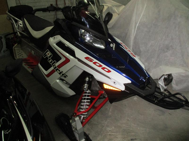 Polaris 600 Switchback 2012