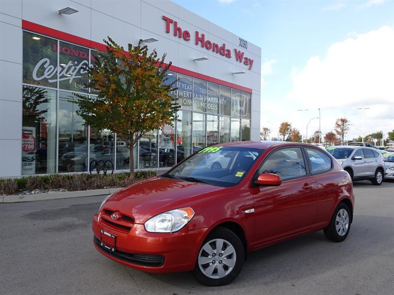 2011 Hyundai Accent L HATCHBACK - POWER LOCKS, CRUISE CONTROL, AUX INP #18-171C