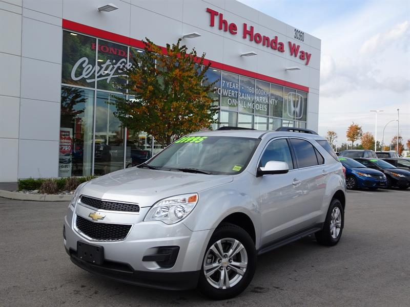 2014 Chevrolet Equinox LT - BLUETOOTH, HEATED FRONT SEATS, B/U CAMERA #P5244