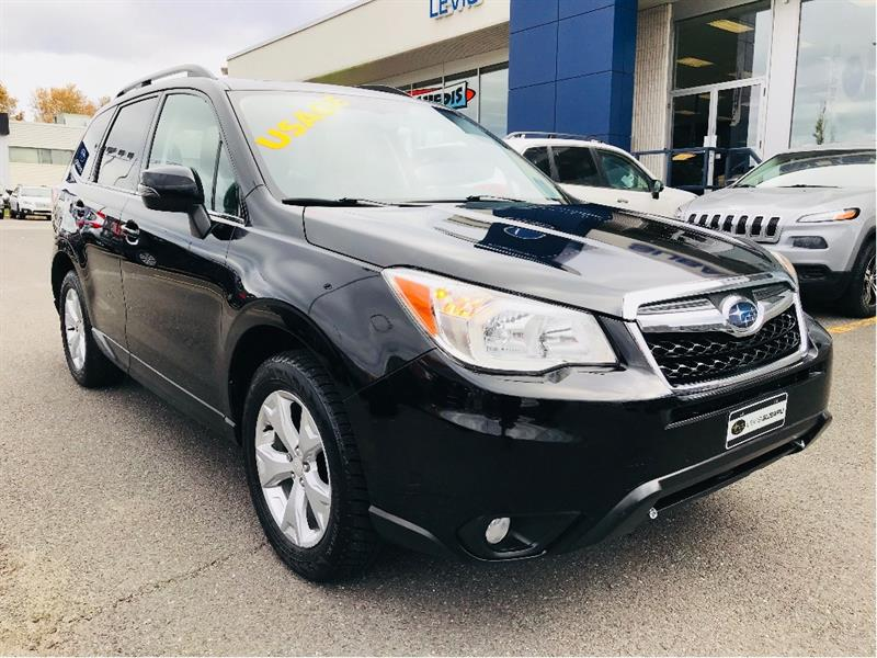 Subaru Forester 2014 2.5i Limited Package #K0309A
