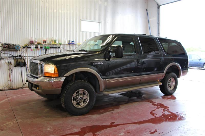 2000 Ford Excursion Limited 4WD #P8852