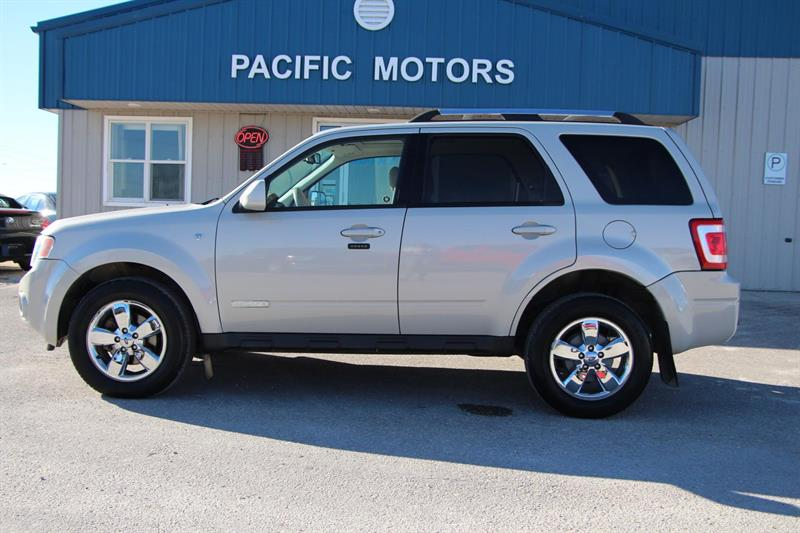 2008 Ford Escape Limited 4WD #p8885