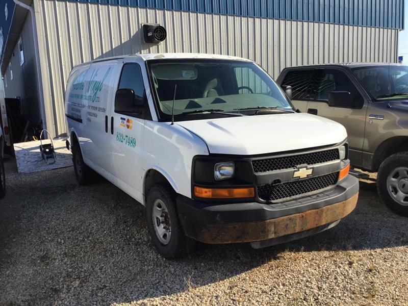 2007 Chevrolet Express 2500 Cargo #P8808