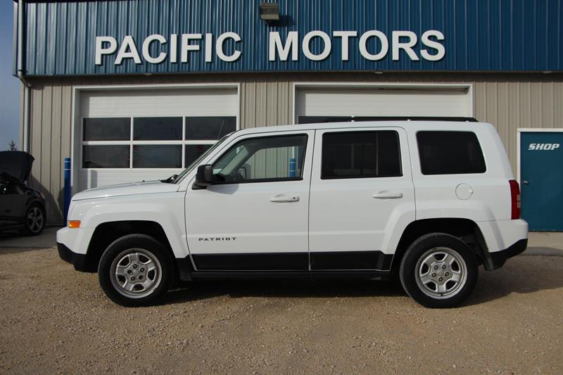 2015 Jeep Patriot Sport 4WD*ONLY $40.36wkly oac. #P8919