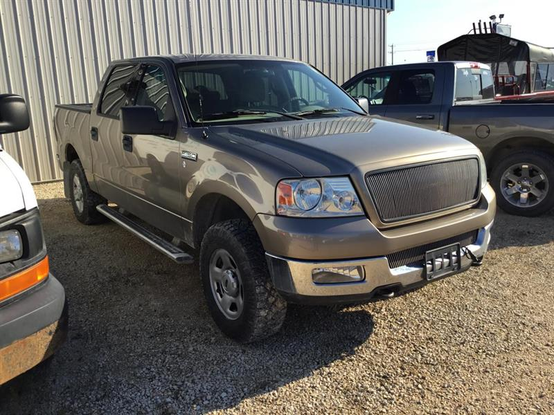 2004 Ford F-150 FX4 SuperCrew 4WD #P8767