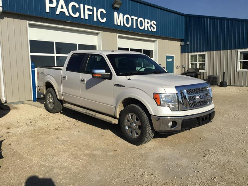 2010 Ford F-150 Lariat SuperCrew 5.5-ft. Bed 4WD #P8774