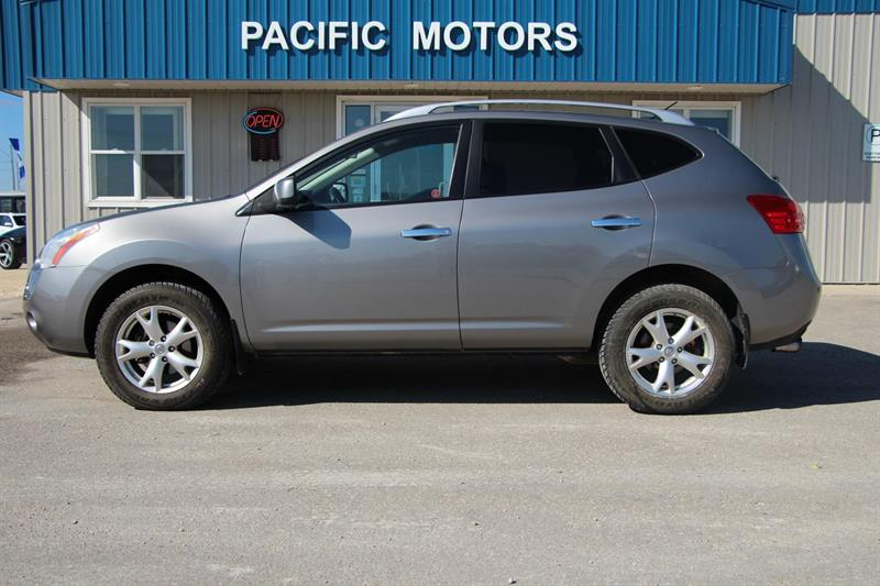 2010 Nissan Rogue S AWD #P8901