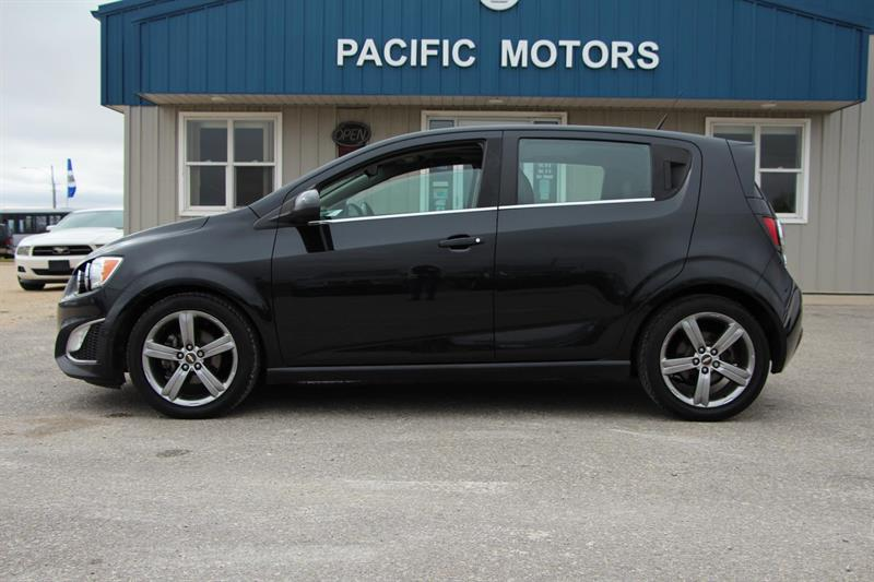 2013 Chevrolet Sonic RS*TURBO*FULLY LOADED*FINANCING AVAILABLE*AUTOMATI #P8906