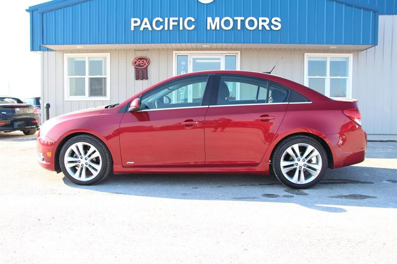 2012 Chevrolet Cruze 2LT*RS*NEW TIRES*LOCAL MB CAR #P8909