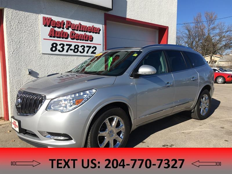 2014 Buick Enclave Leather BLUETOOTH, BACKUPCAM, ONSTAR #5414