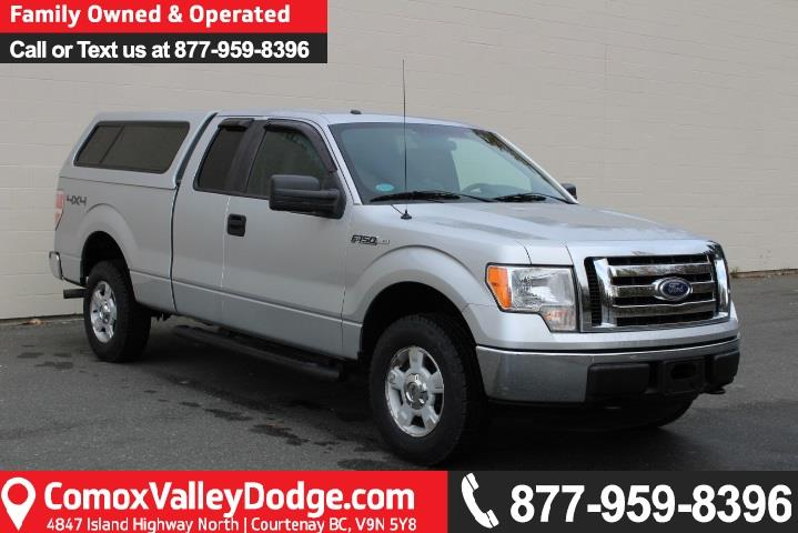 2011 Ford F-150 XLT #S140075A
