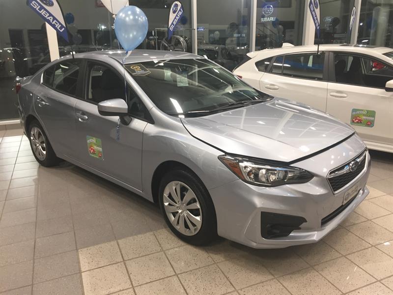 Subaru Impreza 2018 2.0i Man. Commodité 4p #L8044Z