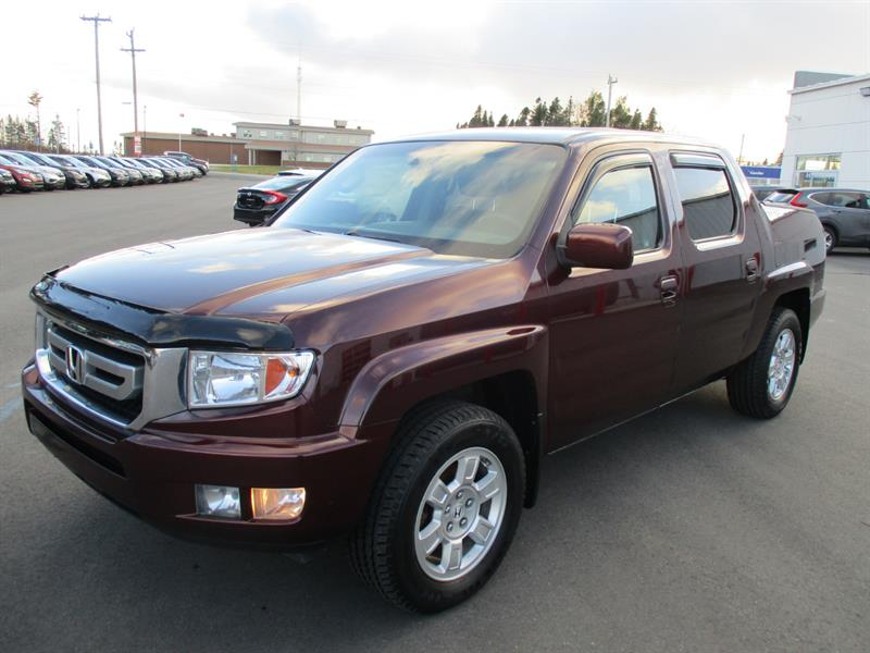 Honda Ridgeline A Vendre >> 2011 Honda Ridgeline 4wd Crew Cab Used For Sale In Gander At