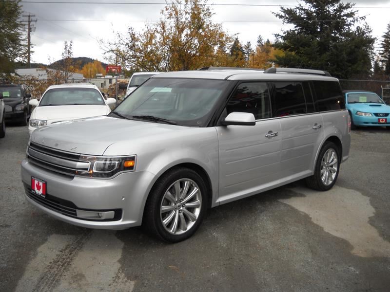 2013 Ford Flex LIMITED AWD 7 PASSENGER #3363