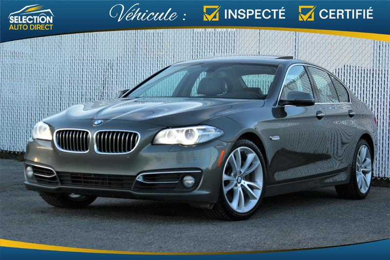 BMW 5 Series 2015 4dr Sdn 535d xDrive AWD #S686435