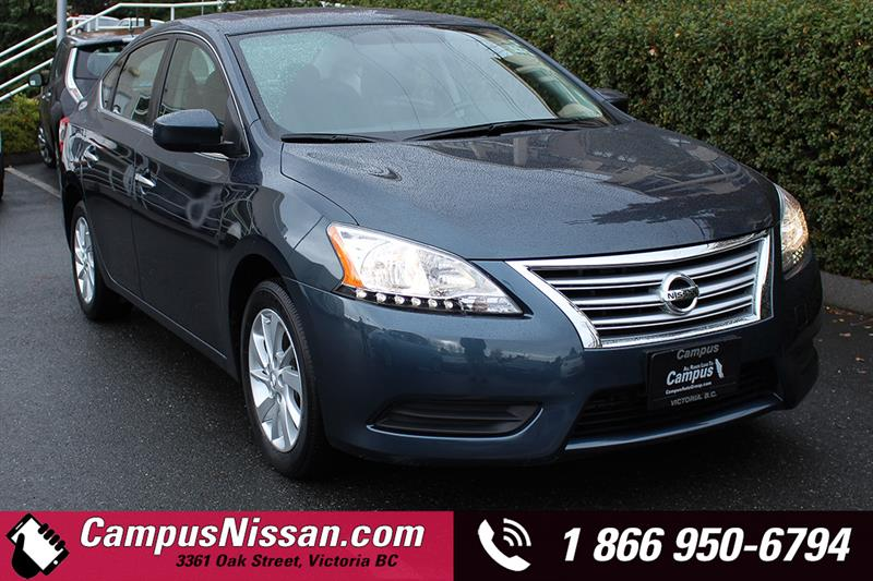 2013 Nissan Sentra SV | Sedan w/ Moon Roof #A7356