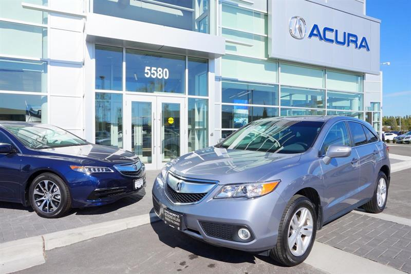 2014 Acura RDX Technology Package #P6062
