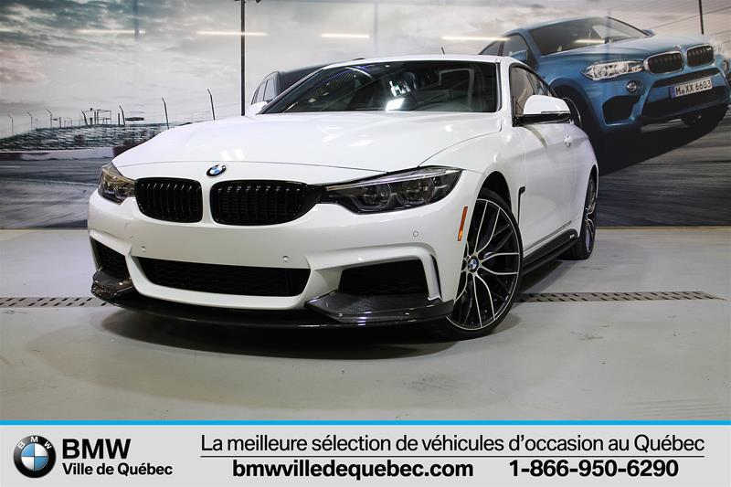 BMW 440i 2018 xDrive Coupe #U4951