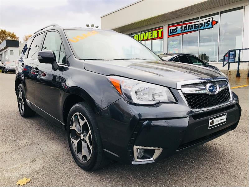 Subaru Forester 2017 2.0XT limited #15669A