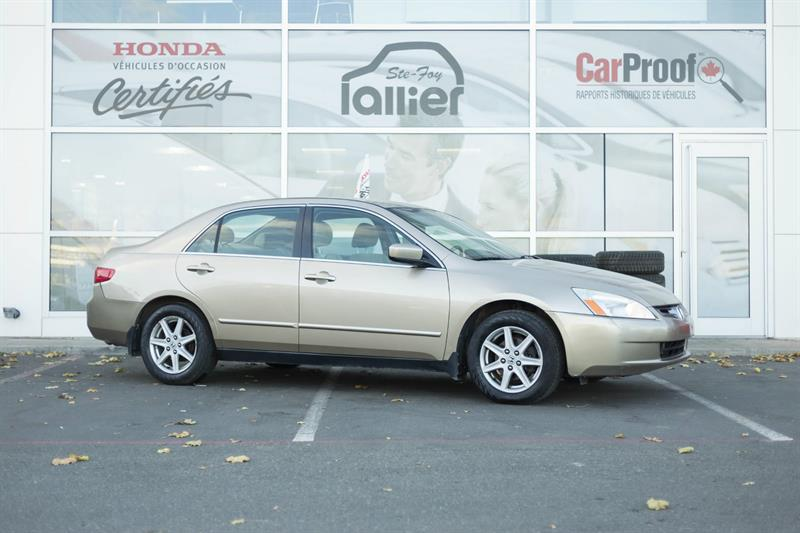Honda Accord 2005 LX-G #180506A