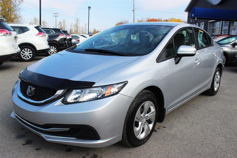 Honda Civic Sdn 2014 LX #A4836