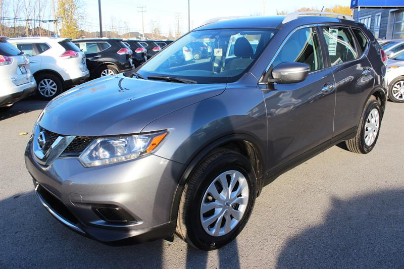 Nissan Rogue 2015 S AWD #4893