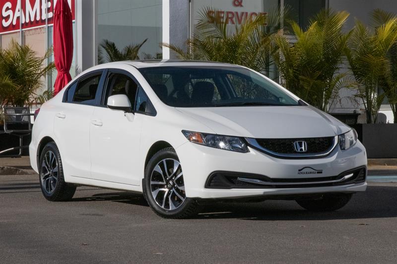 Honda Civic Berline 2013 4 portes EX  #U-1450