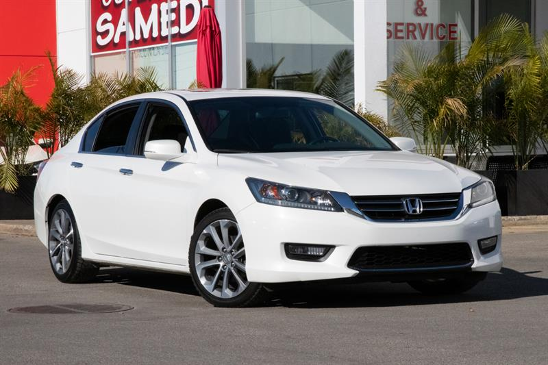 Honda Accord Berline 2015 4 portes Sport #U-1456